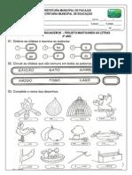 ATIVIDADES MAST. AS LETRAS -complemento ABRIL. 2015.pdf