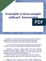 64602167-Avantajele-Si-Dezavantajele-Utilizarii-Internetului.ppt