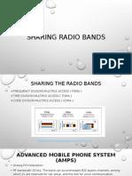 Sharing Radio Bands