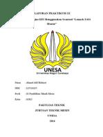 Laporan Praktikum Xi ( Ahmad Afif H_125524235 )
