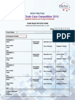 2015 Ptak Team Registration Form