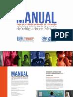 Manual Atención Integral Refugiados México
