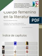 Cuerpo Femenino en Literatura