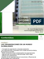orgnizacion y administracion