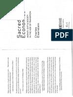 Eisenstein - Sacred Economics Intro, Steady State