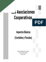 Presentacion - Cooperativas (Semestre 2015-II)