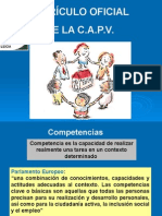 COMPETENCIAS Y CURRICULO.ppt