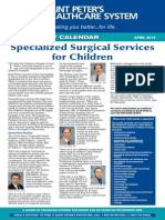 Specialized Surgical Services for Children