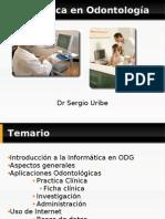 Introducción a la informática en Odontología