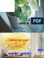DAB & DREAM