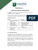 Practica de Laboratorio No. 4 Quimica (1)