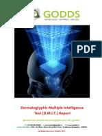 DMIT Sample Report