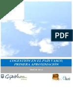 Cogestión en el País Vasco. Primera aproximación