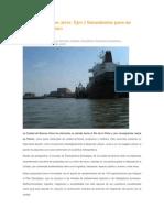 Puerto de Buenos Aires - plat