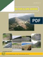 Design Guideline-slope JKR