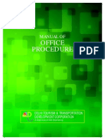 Manual of Office Procedure-final