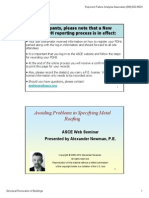 PPT_AvoidProbSpfyMetalRoofNov2010