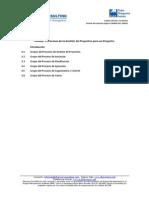 03 Unidad 3 Procesos Para La Direccion de Proyectos Para Un Proyecto
