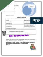 Elcuento_Guía de Lenguaje, El Cuento 2º BÁSICO (1)