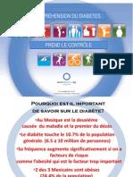 Diabetes en francés
