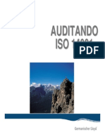 Curso Auditor Integral Pstein Iso 14001