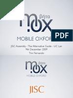 Mobile Oxford