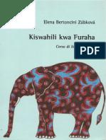 Kiswahili kwa Furaha - TOMO 1 - Elena Bertoncini Zúbková