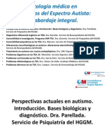 Patologia Medica Autismo