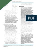 Twelve Major Characteristics of Qualitative Research [Michae