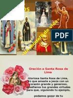 Santos Peruanos