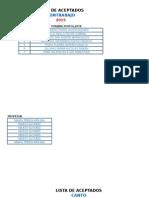 Lista de Alumnos Aceptados Xls 200 Kb