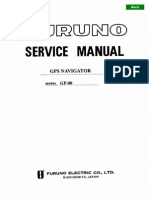 Furuno GP-80 GPS