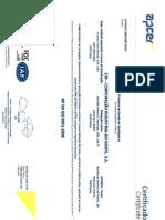 CIN - ISO9001 QUAL cores 08-07-2016