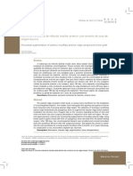 Aumento horizontal de rebordo maxilar anterior com enxerto de osso de.pdf