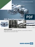 Oil Free Compressor P 1262 En