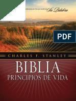 Biblia Principios de vida del Dr. Charles F. Stanley - Libro de Efesios