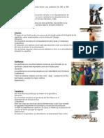 Grupos Etnicos de Honduras