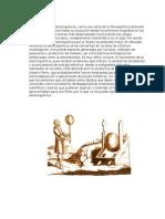 La Historia de La Electroquímica