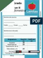 2do Grado - Bloque 2  lainitas.doc
