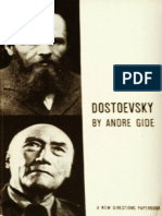Gide, André - Dostoevsky (New Directions, 1961)