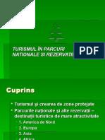 Turismul in Parcuri Nationale