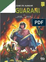 O Guarani em HQ