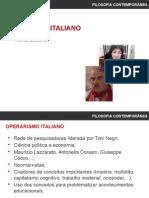 Operarismo italiano - introdução