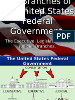 Branches of Government Power Point