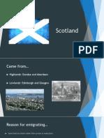 scotland powerpoint