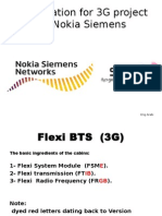 Hardware and Method of Installation & Commissioning Nokia Siemens