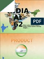 India's marketing Mix