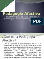 Pedagogía Afectiva