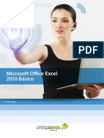 Microsoft Office Excel 2010 Basico