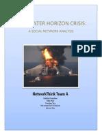 DEEPWATER HORIZON CRISIS
